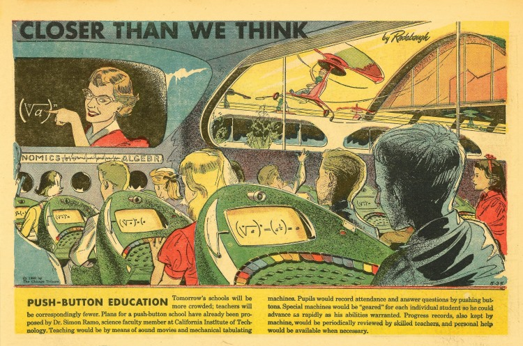 Radebaugh Push-Button Education